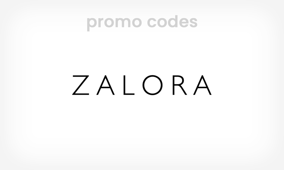 Zalora Promo Codes