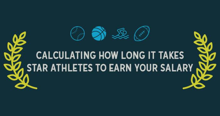 athlete salary calculator hero image